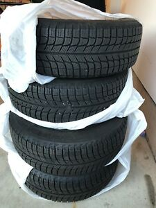 15 inch Michelin Winter Tires (Set of 4)