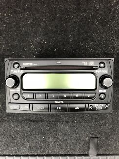 Toyota CD player  Belmont Lake Macquarie Area Preview