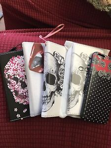 5 new/used iPhone 6/6s cases.