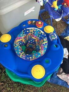 Exersaucer with all accessories