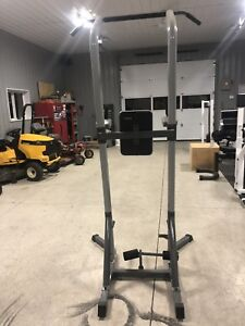 Fitness Gear FG800 Power Tower