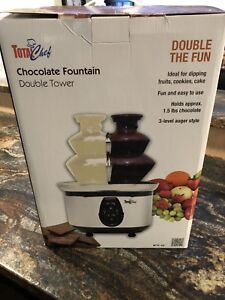 Total Chef Chocolate Fountain