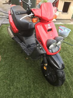 Free motorbike and scooter removal
