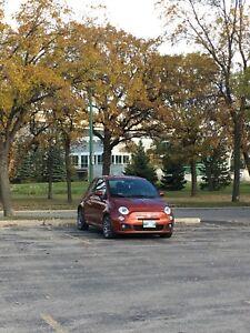 2012 Fiat 500 sport!!