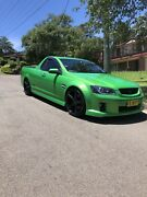 2009 Holden VE SS UTE May swap for work ute Kellyville The Hills District Preview