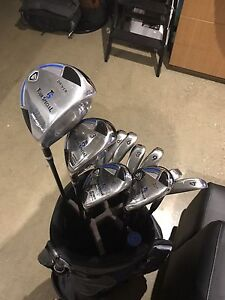 Tour Special golf clubs and Nike bag North Melbourne Melbourne City Preview