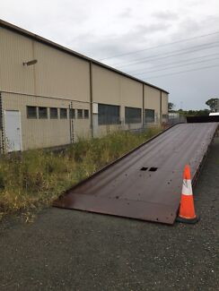 Forklift Dock Ramp/Truck Container ramp