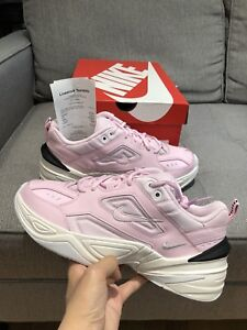 "NIKE AIR TEKNO M2K ""PINK FOAM"" SIZE 7.5 WOMENS = 6 YOUTH"