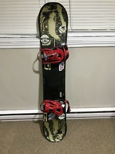 Snowboard Set Up | $150