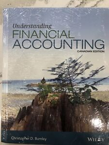 """""""Understanding Financial Accounting""""book in plastic wrap"""