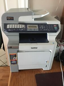 Colour Laser Printer Brother MFC-9840CDW small office printer
