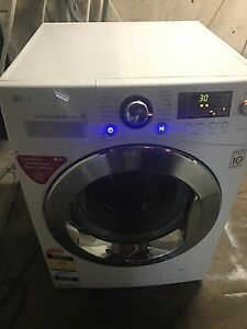 LG  SMART INVERTER 8.5KG WASHER WITH TRUE STEAM Parramatta Parramatta Area Preview