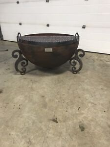 UNIQUE FIRE BOWLS