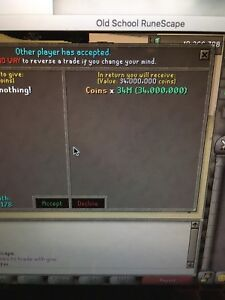 Buying RuneScape Gold RS3/07