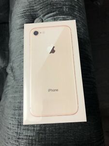 iPhone 8  64 GB gold color