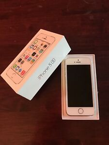 iPhone 5S 16GB Silver with Bell
