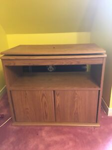 Apartment Size TV Stand