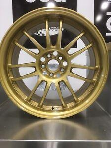 "Rota SVN 18"" Gold 5x100"