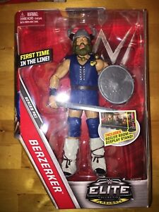 WWE / WWF Berzerker Action Fugure