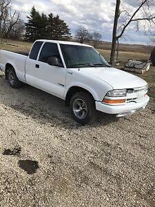 FOR SALE: 1998 Chevy s10 SAFETIED