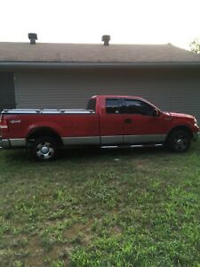 F-150 Heavy Duty, 2004 4x4 Long Box