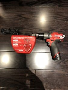 Milwaukee M12 fuel BRUSHLESS Drill