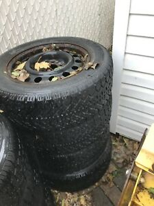 Winter tires on sale | 215-60-r15