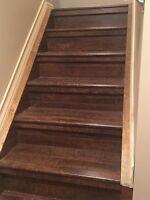 Need a Laminate or Hardwood Floor Installed ?