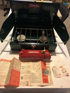 Older Coleman Camp Stove 421B