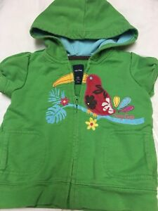 BABY GAP HOODIE 12 to 18 months girl
