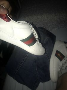 Real Women's Gucci Sneakers