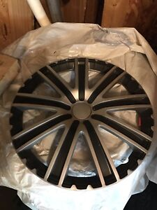 Winter tires, wheels and wheel cover for Honda Civic, Mazda 3
