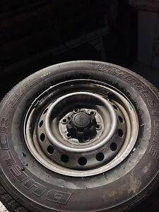 Bridgestone 255/70R16 tyres Charlestown Lake Macquarie Area Preview