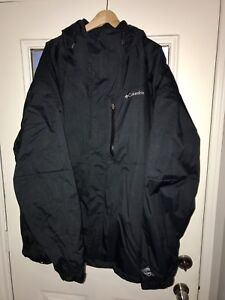 Columbia Omni-Tech Winter Coat (4XLT)