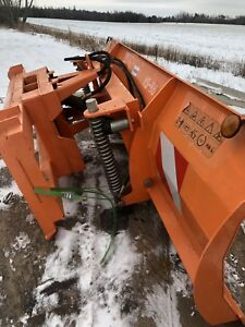 Skidsteer Dirt or Snow Blade
