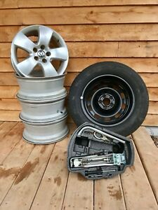 Vw Rims  & spare tire w/jack kit $250 obo