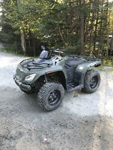 2015 arctic cat 400 SE