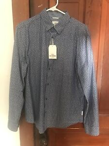 BRAND NEW TAGS ON - Ben Sherman dress shirt  - Dugger's