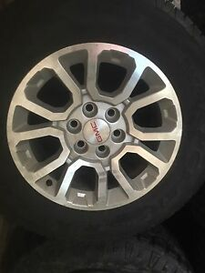 "GMC 1500 set.   18"".  New."