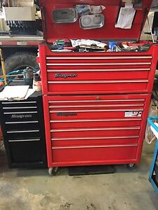 snap on top, bottom and side tool boxes (only) for sals