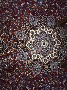 Machin made 12X9 feet Persian rug