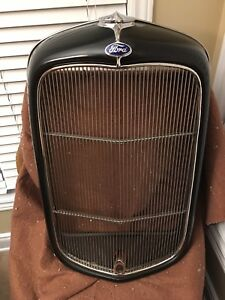 1932 Ford Grille