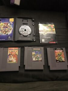 Nes games/GameCube and snes manual