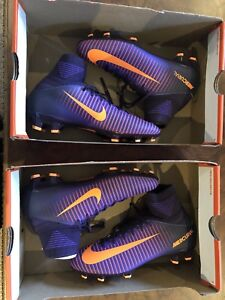Brand New NIKE Junior Mercurial Superfly Girls Soccer Cleats