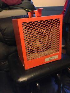 Aérotherme électrique 4800W 50$