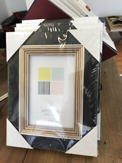 Small premade picture frames