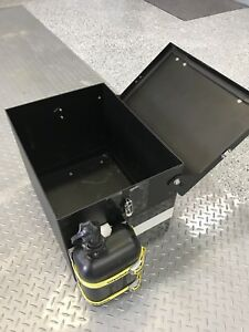 Motorcycle top case Coyote Trips