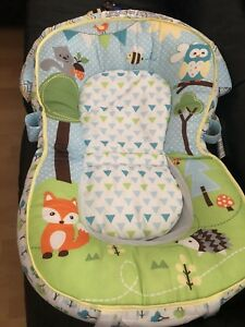 Summer Infant:  3 stage baby pillow