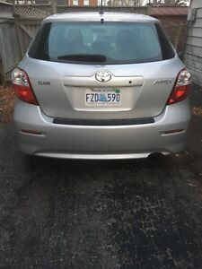 2014 Toyota Matrix. Under 30,000km!!