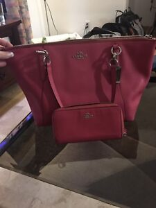 Bran new Coach Purse and wallet